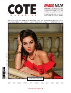 Couverture Cote Magazine